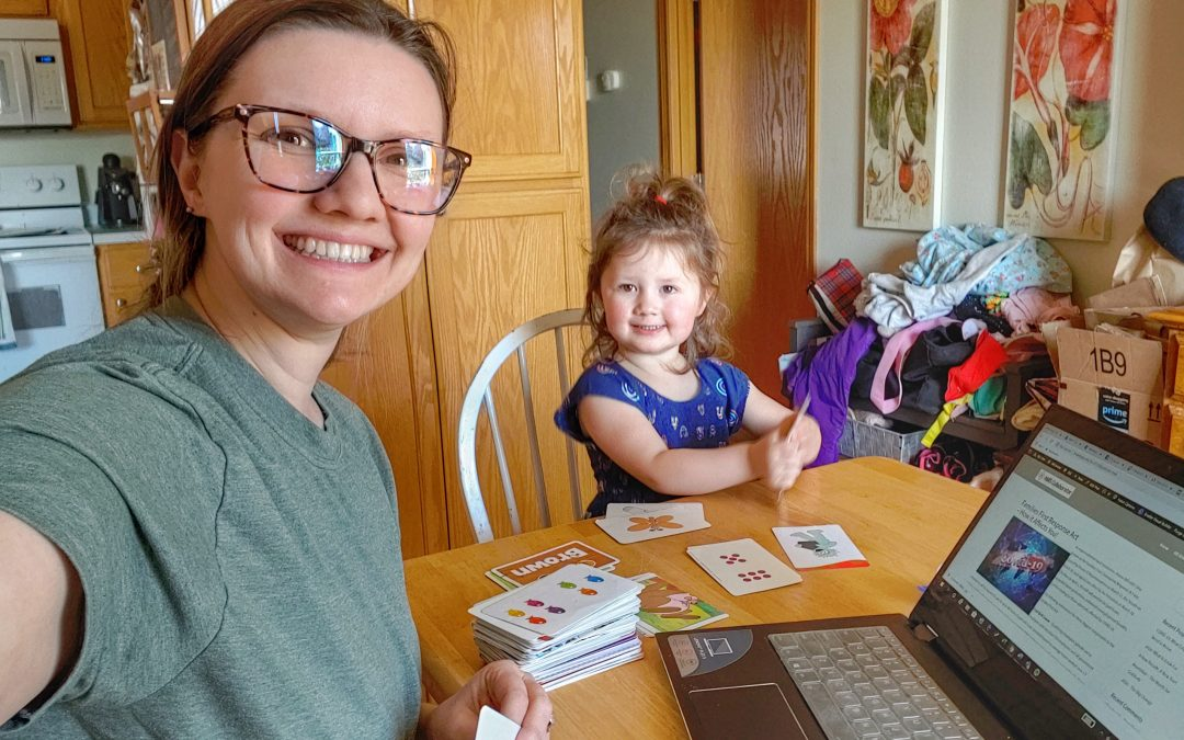 Working from Home: The Kid Edition